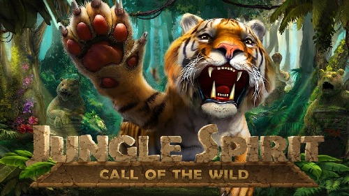 Jungle Spirit Call of the Wild video slot