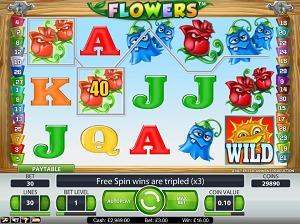 Flowers Wins