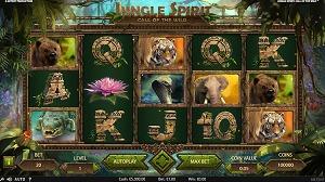 Jungle Spirit Call of the Wild symbols