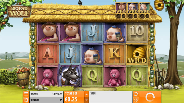 Big bad wolf free slots online slots