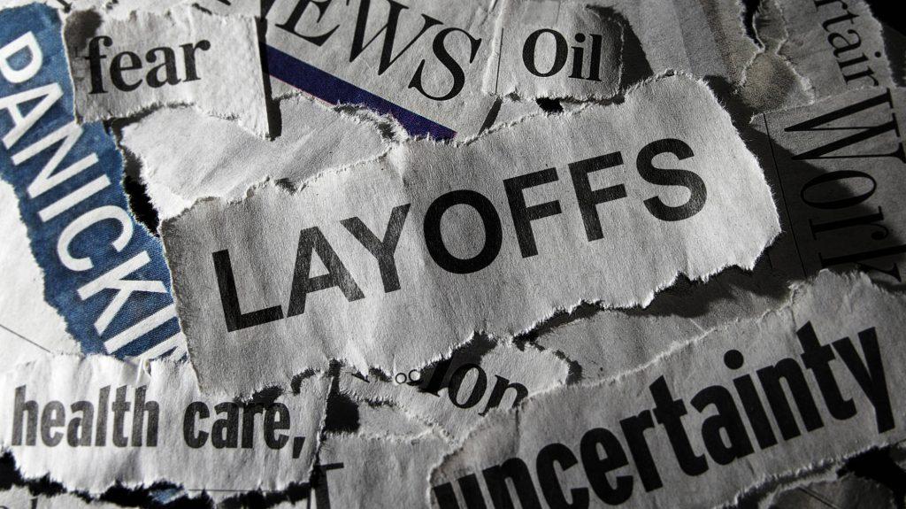 Layoffs Headline