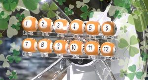 EuroMillions Lucky Star numbers Irish Luck