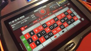 Fixed Odds Betting Terminal