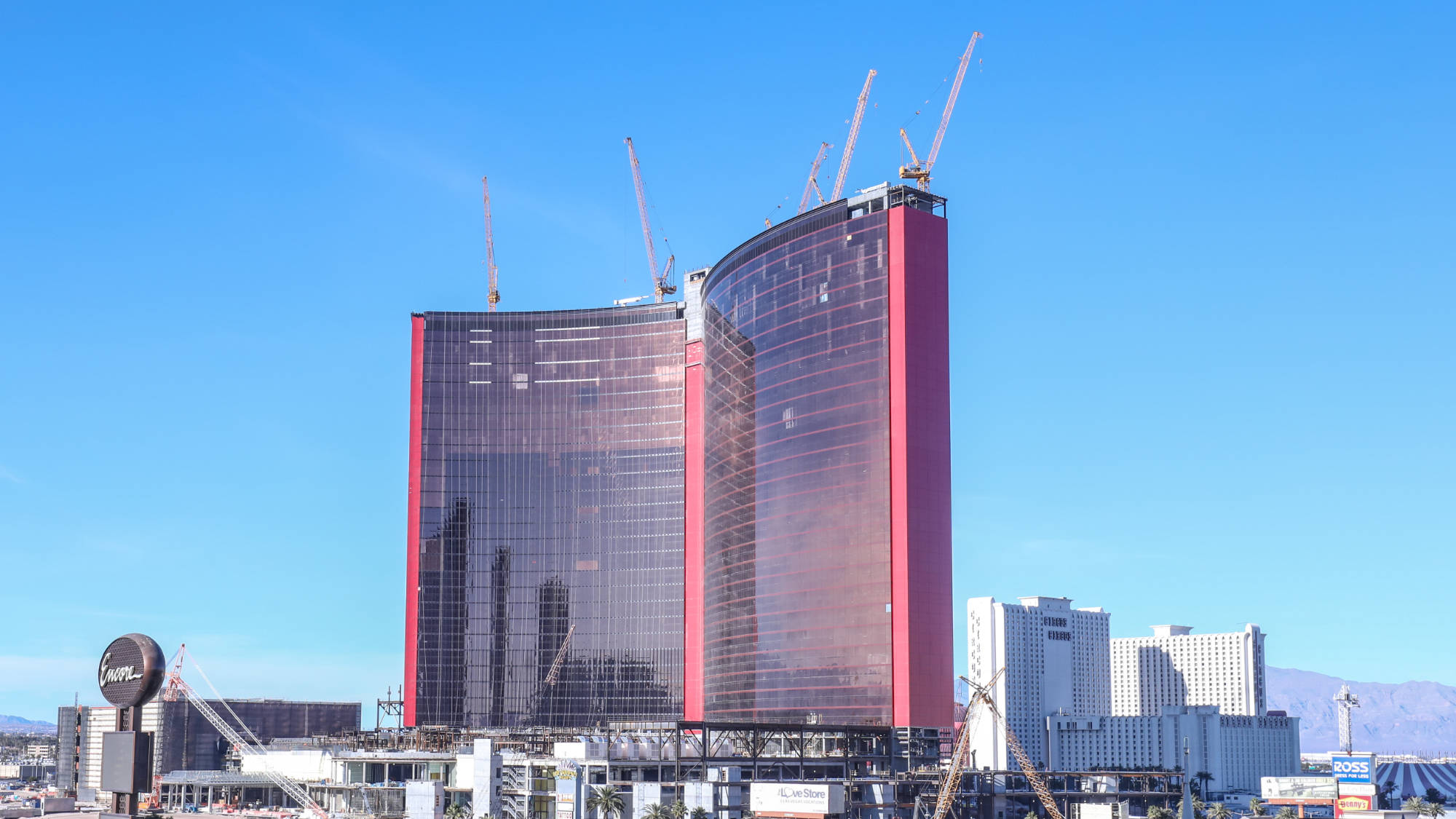 Resor Dunia Las Vegas Dalam Pembangunan
