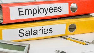 Employees Salaries