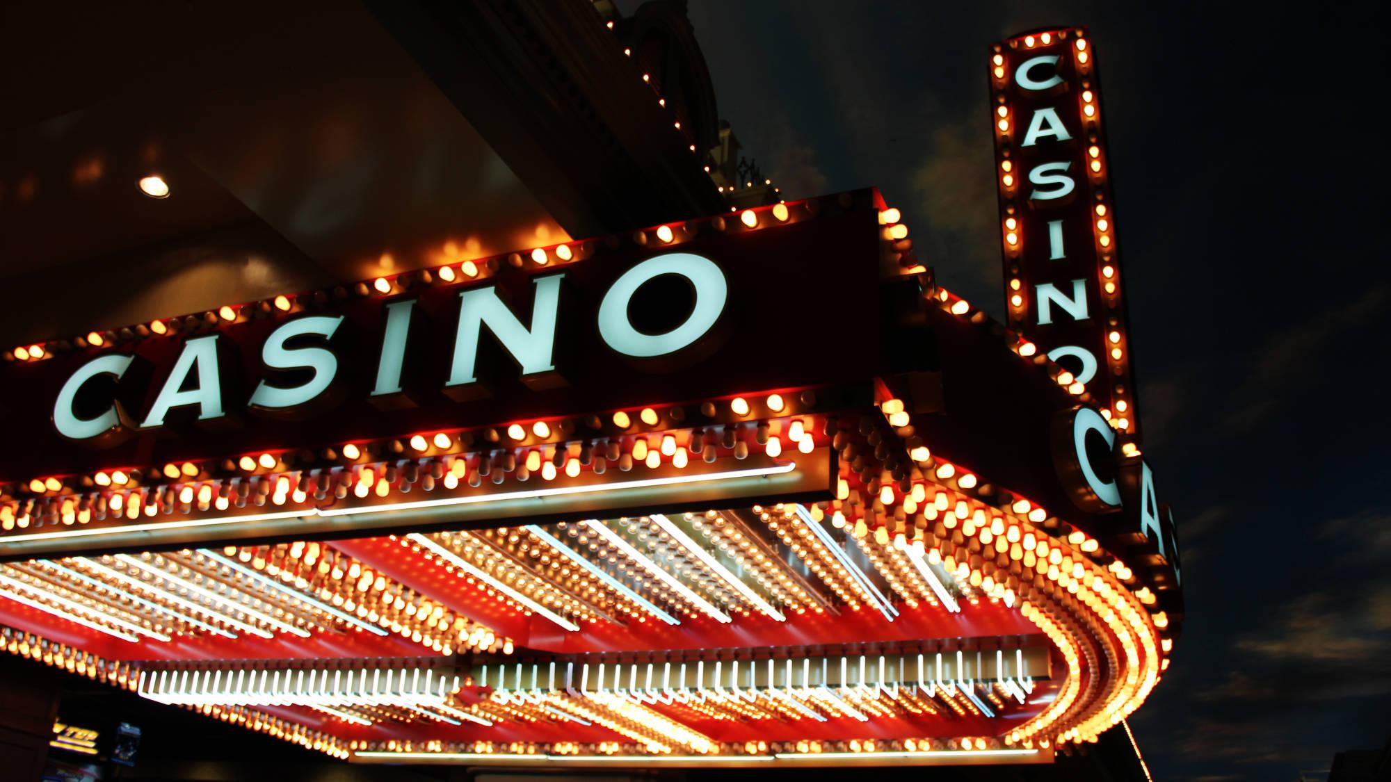 Tanda Kasino