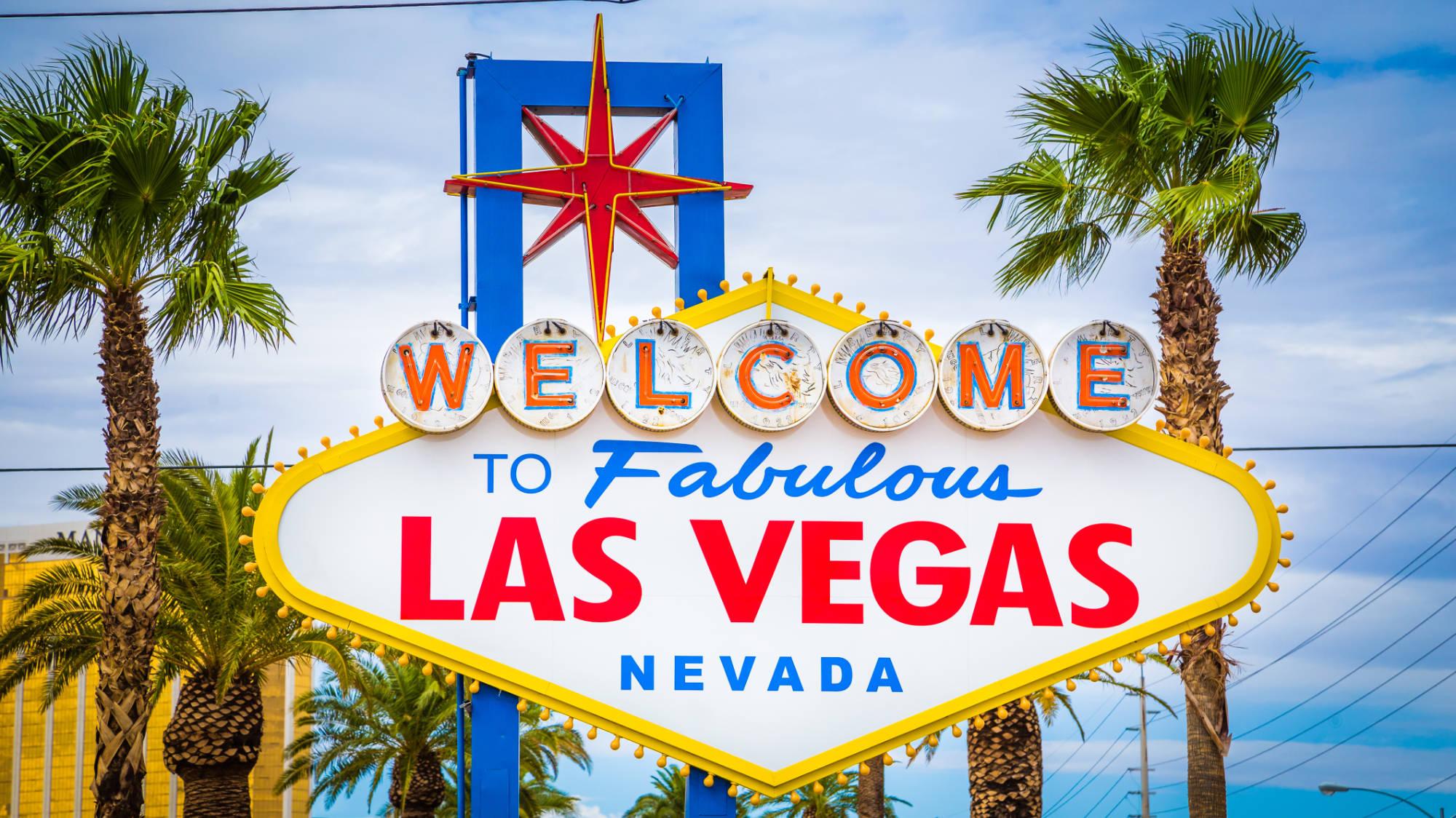 Selamat datang di tanda Fabulous Las Vegas