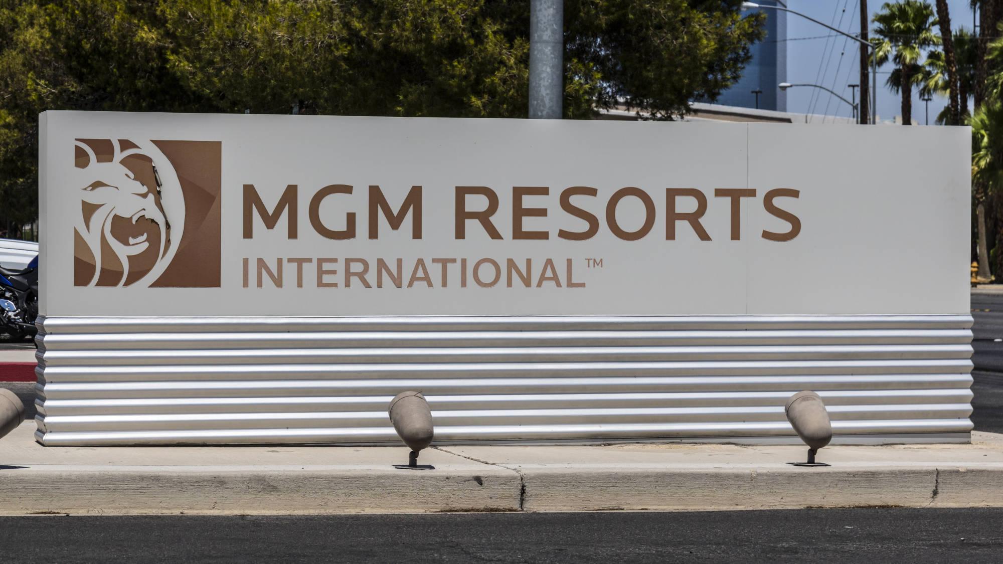 Kantor Resor MGM, Las Vegas