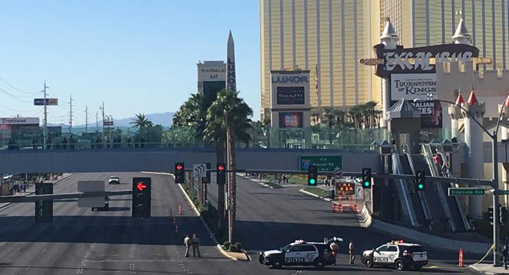 Vegas Attack: The Strip Closed
